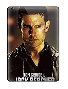 7012233K70724239 Premium Tom Cruise In Jack Reacher Heavy-duty Protection Case For Ipad Air