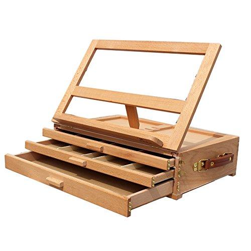 Kuyal Adjustable Tabletop Easel