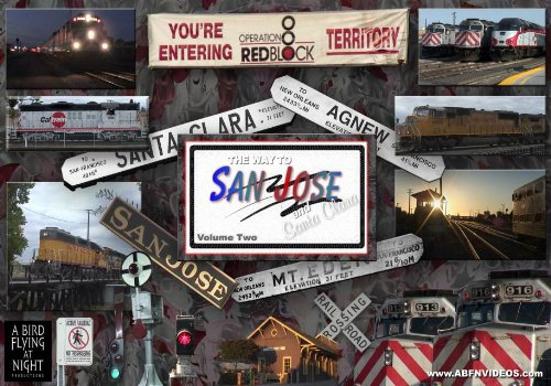 - The Way to San Jose (& Santa Clara) - Encore Presentation