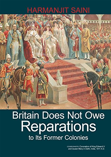 Amazon com: Britain Does Not Owe Reparations to Its Former