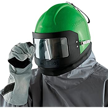 Breathecool Ii Supplied Air Respirator System W Sandblast