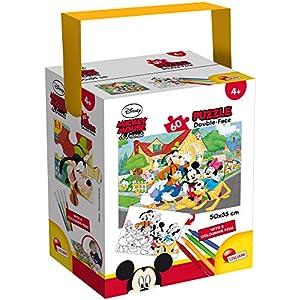 Lisciani Giochi Mickey Puzzle In A Tub Mini 60 Pezzi 35 X 50 Cm 659120
