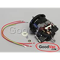 Replacement Oreck Upright Vacuum Cleaner Motor, Replaces Part Number 097550501