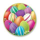 Easter 7 Plate 8 Ct,Axiom International,3427