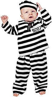 Prisoner Costume Baby/Toddler Up To 3yrs Sc 1 St Amazon.ca  sc 1 st  Germanpascual.Com : prisoner costume for baby  - Germanpascual.Com