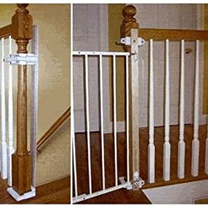 Amazon Com Stairway Gate Installation Kit K12 By Kidco