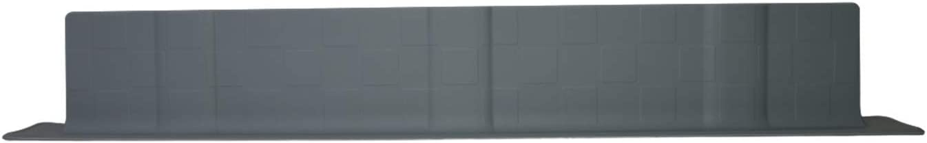 Chamsari Home-Large Platinum Silicone Water Splash Guard Made in Korea (22L(19.3