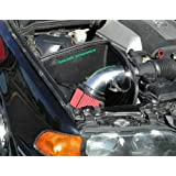 Racing Dynamics 142.52.39.105 BMW cold air intake with integral heat shield fits BMW 540i (E39) sedans