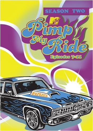 Pimp My Ride, Season 2 Episodes 7-11 (Pimp My Ride Dvd)