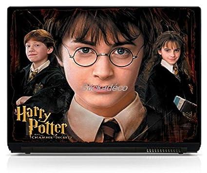 Taylorhe-Adhesivo de vinilo para ordenador portátil, diseño de Harry Potter