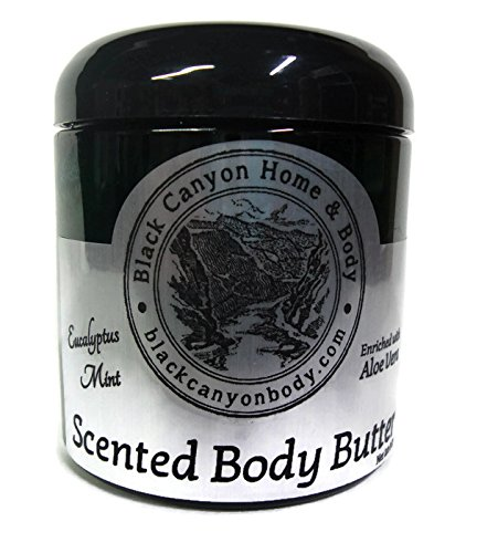 Black Canyon Eucalyptus Mint Enriched Body Butters, 8 - Cocoa Hut