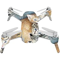 Skin For Yuneec Breeze 4K Drone – Kittens | MightySkins Protective, Durable, and Unique Vinyl Decal wrap cover | Easy To Apply, Remove, and Change Styles | Made in the USA