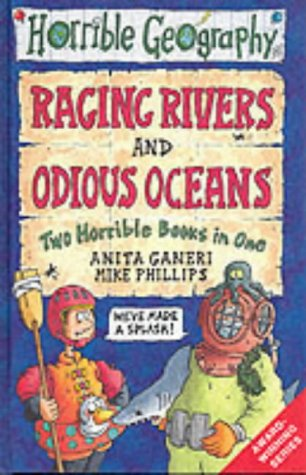 Download Raging Rivers: AND Odious Oceans (Horrible Geography) pdf