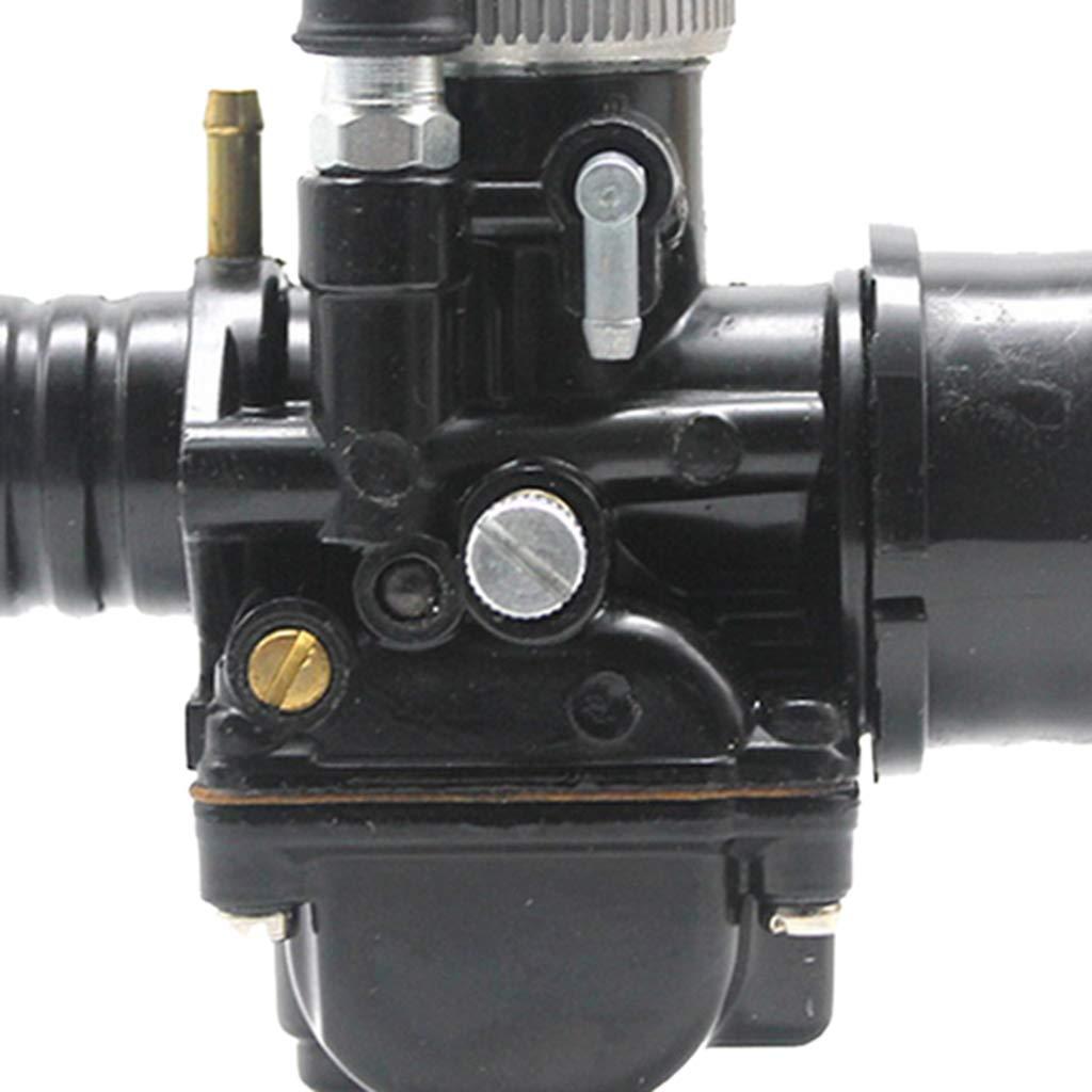 Shiwaki Carburador de Motocicleta de 17 mm Herramientas de Auto Moto Equipo Reemplazo