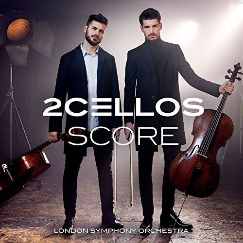 2Cellos Score with London Symphony Orchestra Audio CD