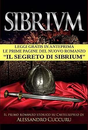 SIBRIUM (Italian Edition) eBook: Alessandro Cuccuru: Amazon.es ...