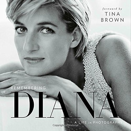 Remembering Diana: A Life in Photographs cover