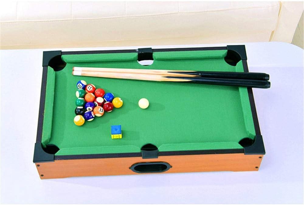 Mesa de juego combinada La mesa de billar Mini Home Pool incluye ...