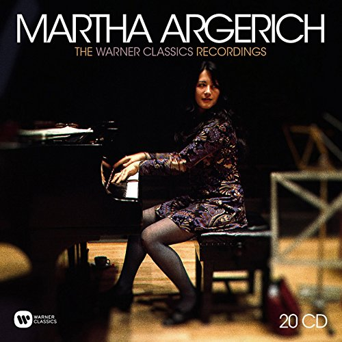 Martha Argerich - The Warner Classics Recordings (20CD) (Camera Bean Bag)