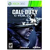ACTIVISION BLIZZARD INC 84681 / Call of Duty: Ghosts First Person Shooter - DVD-ROM - Xbox 360