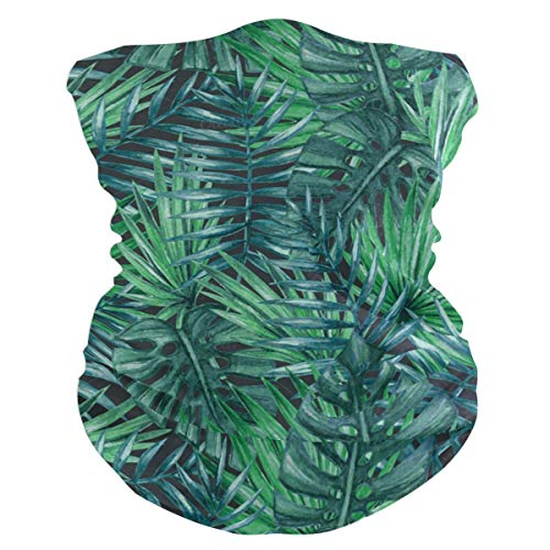 Used, Lush Palm Tree Leaves Headband Womens Bandana Multifunctional for sale  Delivered anywhere in USA