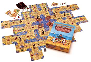 pirate board game