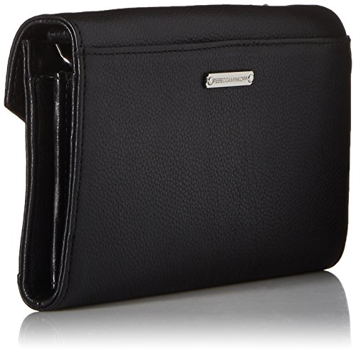 Smith Studded Minkoff Wallet Women's Black Bag Crossbody Rebecca 4wOgqq