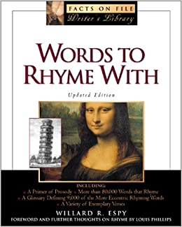 Words To Rhyme With: For Poets And Songwriters (The Facts On File Writer's Library) Ebook Rar