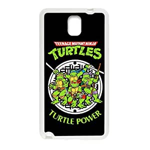 Teenage Mutant Ninja Turtles Cell Phone Case for Samsung Galaxy Note3 by Maris's Diary