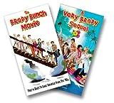 The Brady Bunch Movie /A Very Brady Sequel [VHS]