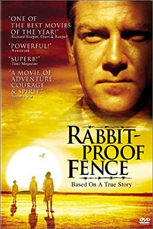 Amazon Rabbit Proof Fence Kenneth Branagh Tianna Sansbury
