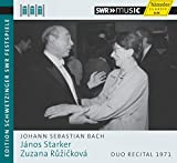 Music : J.S. Bach: Duo Rercital 1971