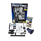 Police Gear and Megaphone Kit Bundle - Complete Police Gear Accessories