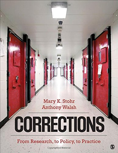 Corrections:From Research,To Policy,...