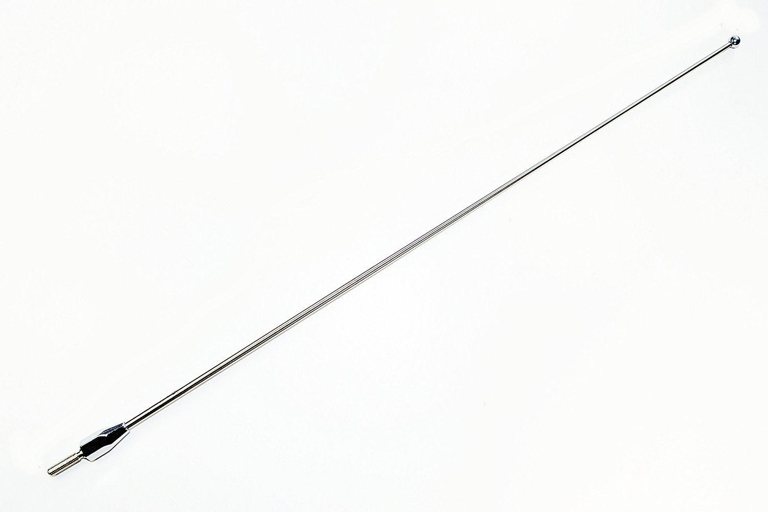AntennaMastsRus - Made In USA - 4' GREEN Aluminum Antenna is Compatible with Dodge Ram Truck 2500 (1999-2009)