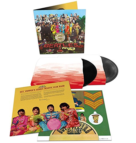 The Beatles' 50th Anniversary of Sgt Pepper's Lonely Hearts Club Band (2LP Vinyl-set) - European ()