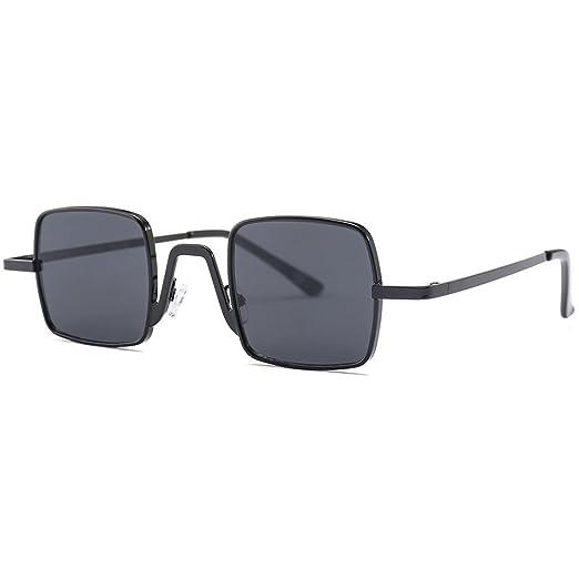 532837dc426 Meyison HD Geometry Cute Small Square Sunglasses Women Fashion Designer  Glasses