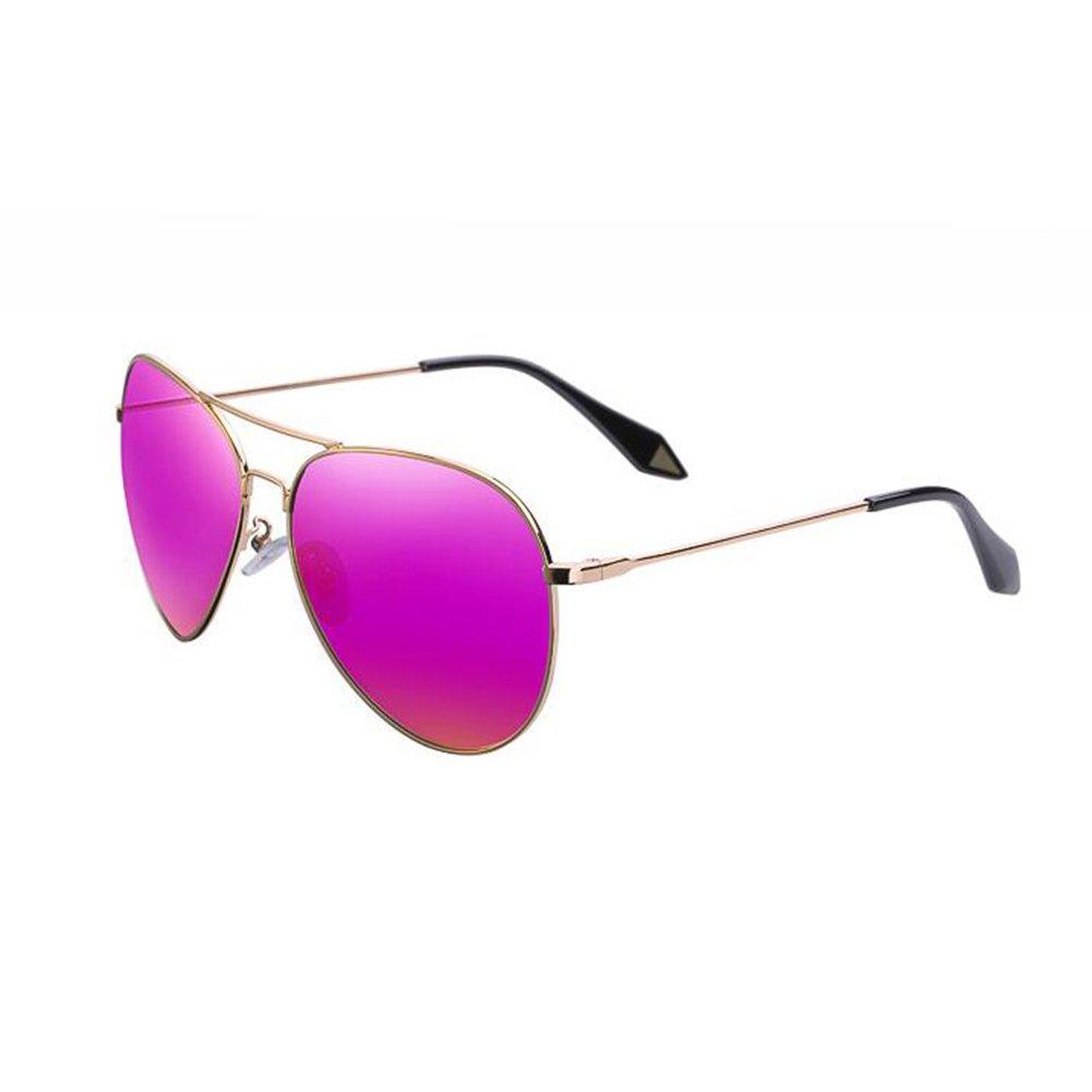 HONEY Lunettes De Soleil Polarisées Pour Hommes Personnalité Mode Neutre ( Couleur : Barbie pink lenses ) tQLY2MtNrF