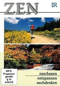 Schuber ZEN - zuschauen, entspannen, nachdenken (4 DVDs im Geschenkschuber zum Vorzugspreis) [Alemania]