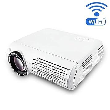 Proyector WiFi HD, Teléfono Móvil De Cine En Casa con La Misma ...