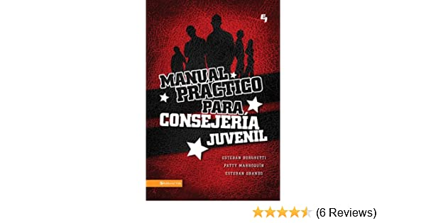 Manual práctico para consejera juvenil (Especialidades Juveniles) (Spanish Edition) - Kindle edition by Esteban Borghetti. Religion & Spirituality Kindle ...