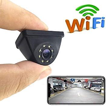 Amazon Com Sixsun Wireless Wifi Blind Spot Camera Front