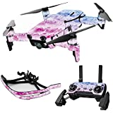 MightySkins Skin For DJI Max Coverage - Candy Clouds | Protective, Durable, and Unique Vinyl Decal wrap cover | Easy To Apply, Remove, and Change Styles | Made in the USA