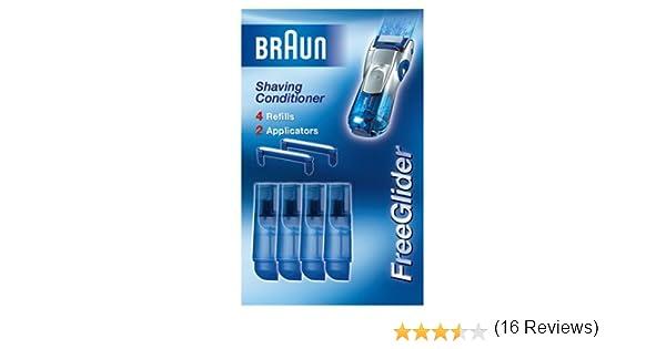 Braun - Loción acondicionadora SCR4 para afeitadoras FreeGlider ...