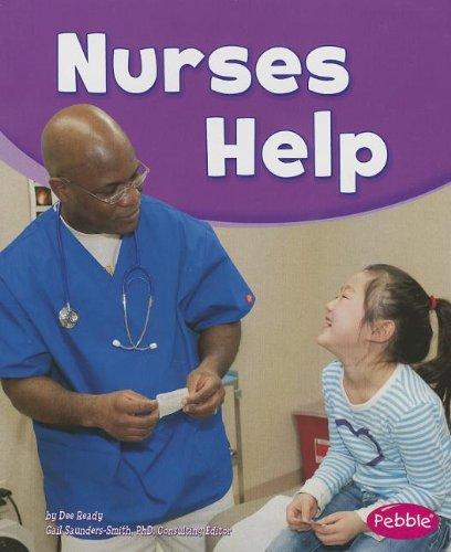 Nurses Help Our Community Helpers product image