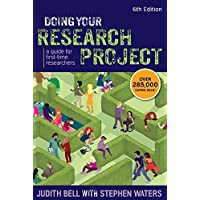 Doing Your Research Project:: A Guide for First-time Researchers