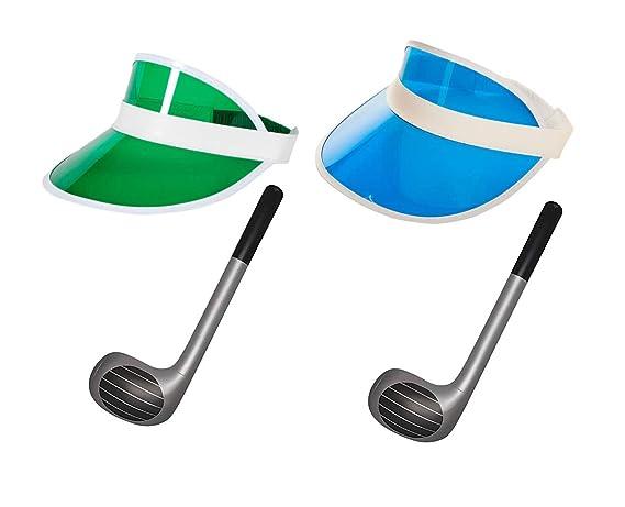 Desconocido Gorra de Golf con Visera Inflable para Palo de ...