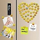 MORCART Emoji Refrigerator Magnets for Fridge