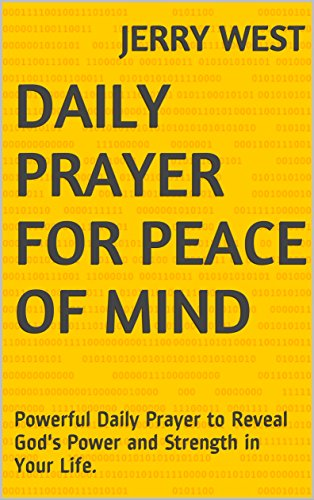 Peace Of Mind In Daily Life Book