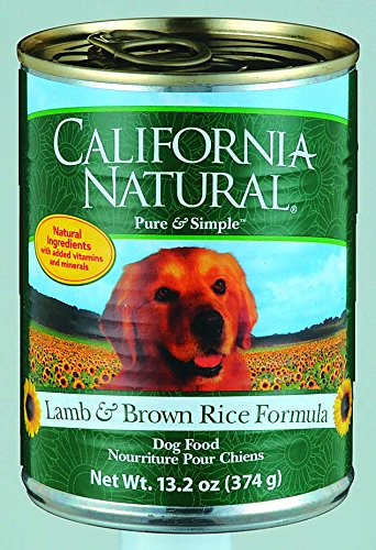 CAL NAT Can Dog Lamb Rice 12/13